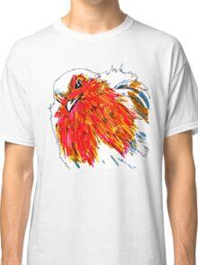 Little Robin Close-Up Classic T-Shirt