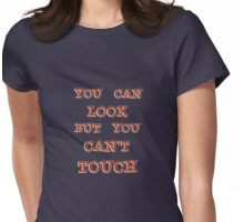 you can look Womens Fitted T-Shirt