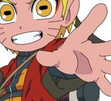 Naruto Chibi Sticker