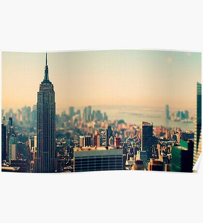Cityscape Poster