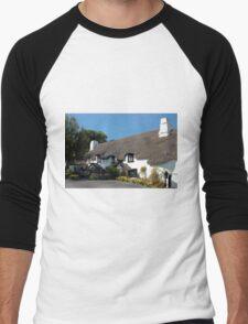 The Cott Inn. Men's Baseball ¾ T-Shirt