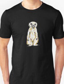 Meerkat with mustache Unisex T-Shirt