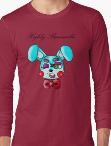 Flammable Toy Bonnie Long Sleeve T-Shirt