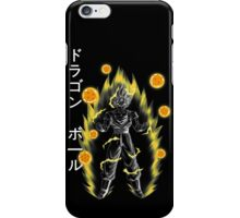 Wish - Goku iPhone Case/Skin