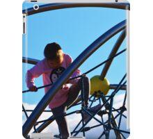 CLIMBING iPad Case/Skin