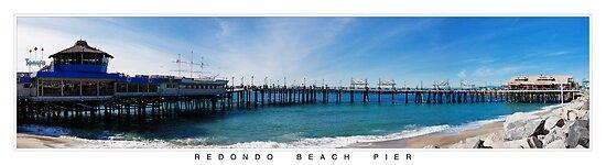 Redondo Beach Pier by allpixels