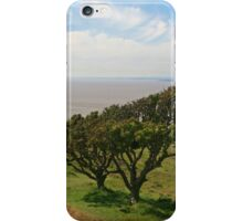 Brean Down, Steep Holm & Flat Holm iPhone Case/Skin