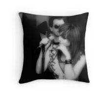 Vanessa Amorosi Throw Pillow