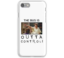 Outta Control iPhone Case/Skin