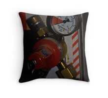 Gauge Throw Pillow