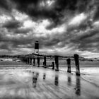 Lighthouse - Spurn Point by Rory Garforth