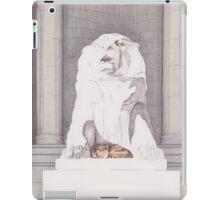 Aberdeen City War Memorial iPad Case/Skin