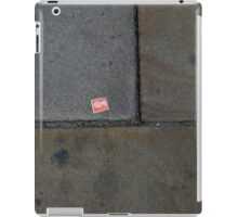 First Class Stamp iPad Case/Skin