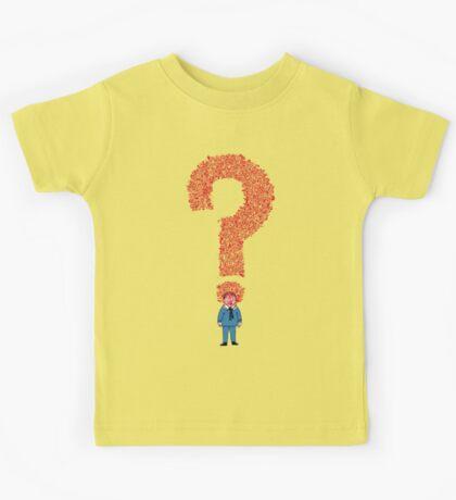 Question Boy Kids Clothes