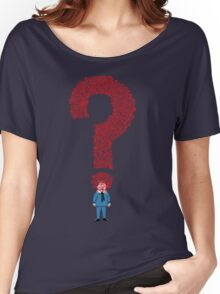 Question Boy Women's Relaxed Fit T-Shirt
