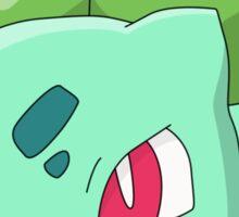 #01 Bulbasur Pokemon Sticker