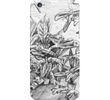 Pet shop, Gold Fishes iPhone Case/Skin