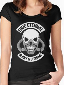 Ride Eternal Women's Fitted Scoop T-Shirt