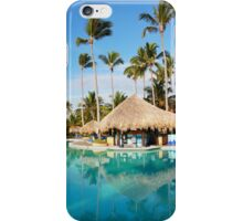 Postcard from Tahiti, French Polynesia iPhone Case/Skin