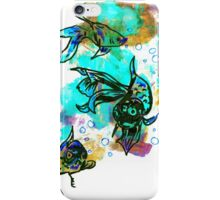 Something is Fishy iPhone Case/Skin