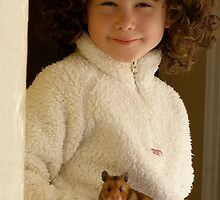One Girl and her Hamster by Jay Taylor