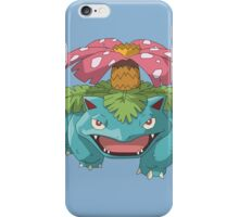 #03 Venusaur Pokemon iPhone Case/Skin