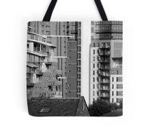 City Block Tote Bag