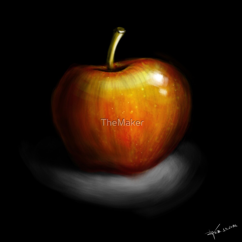 Apple by TheMaker