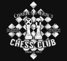 Pawns Go First by Art-Broken