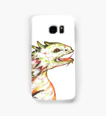 Little Green Dragon Samsung Galaxy Case/Skin