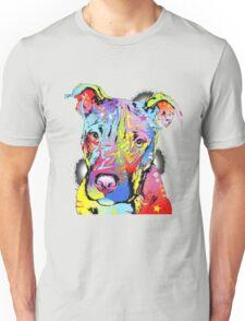 Dog color Unisex T-Shirt