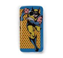 Wolverine Comic Dots Samsung Galaxy Case/Skin