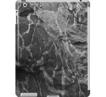 Grain BW iPad Case/Skin
