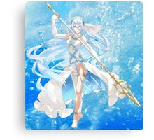 Fire Emblem if / Fates - Aqua (Hoshido) Canvas Print