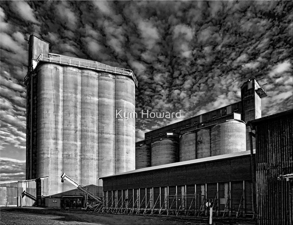 silos by Kym Howard