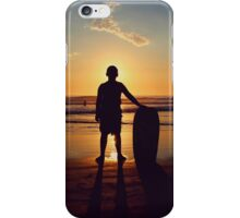 Conqueror of the Waves iPhone Case/Skin
