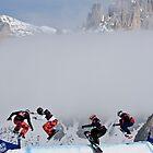 Boardercross italian final by Elena Martinello