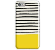 Sunshine x Stripes iPhone Case/Skin