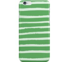 Simple Stripes - Fern iPhone Case/Skin