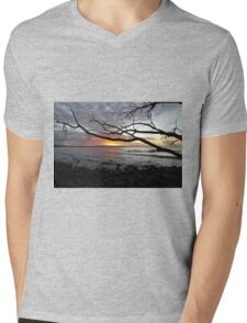 Laguna Bay Mens V-Neck T-Shirt