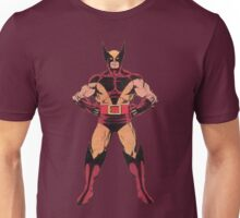 Wolverine (Red) Unisex T-Shirt