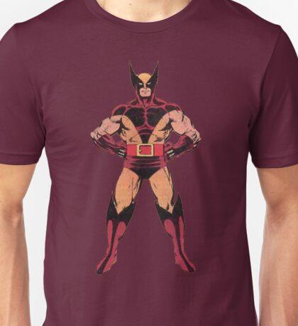 Wolverine (Red) Unisex T-Shirt