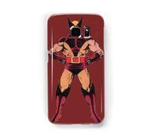 Wolverine (Red) Samsung Galaxy Case/Skin