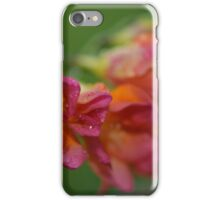 freesia 3 iPhone Case/Skin
