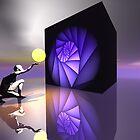 Discovery by Sandra Bauser Digital Art