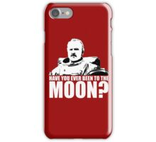 Have You Ever Been To The Moon Little Britain Bing Gordyn tshirt iPhone Case/Skin