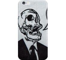No Worries iPhone Case/Skin