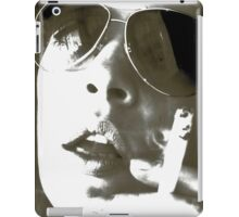 It Was The Fags Or Him ...... iPad Case/Skin