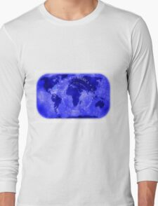 The seven Continents Long Sleeve T-Shirt