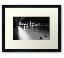 Perth Framed Print